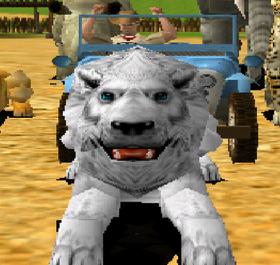 White Lion Ending