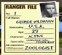 Wildman Ranger