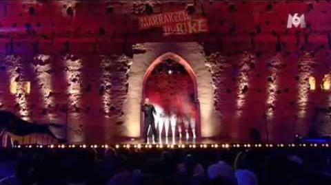 Rachid Badouri Marrakech du Rire 2012 (Complet)