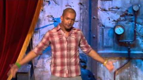 Jamel Comedy Club - Waly Dia 08 08 12