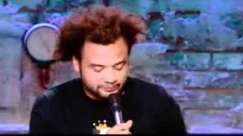Amel Chahbi vs Fabrice Eboué