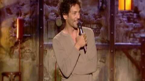 Jamel Comedy Club Tomer Sisley 2