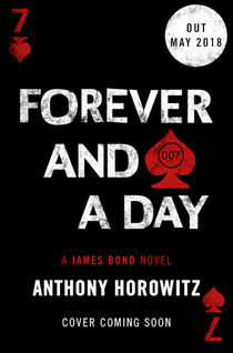 Forever and a Day Holding Cover