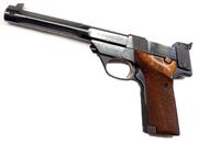 High Standard .22 Pistol