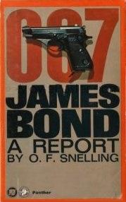 Double O Seven, James Bond, A Report