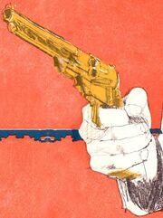 Golden gun readers digest