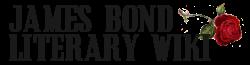 James Bond Literary Wikia - Logo