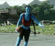 Аватар девушка баскетболистка