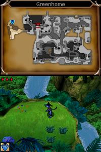 Карта и локация. Nintendo