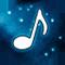 Значок музыки