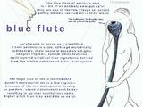 Błękitny flet