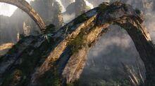 Каменные арки Дерево души