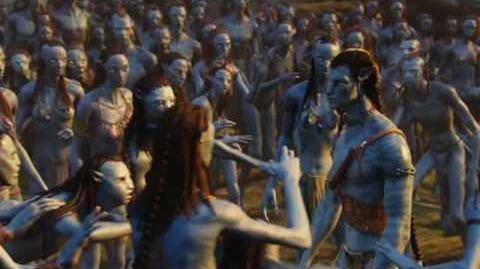 Avatar Official Trailer MUSIC