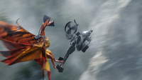 Торук против Скорпиона