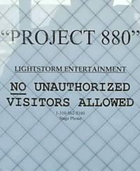 Первоначальный сценарий Проект 880