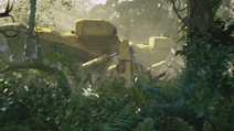 Bulldozer RDA