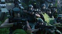 Отряд RDA оружие битва за Древо Души