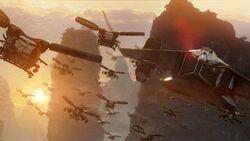 SecOps Fly fleet