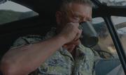 Kolonel drinkt