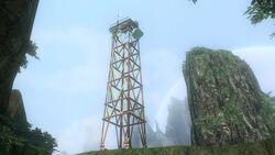 Башня связи. Пандорапедия