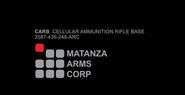 Matanza Arms trade mark