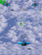 Мобильная игра. Воздушный бой
