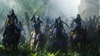 Наступление кавалерии