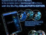 Avatar na BluRay i DVD