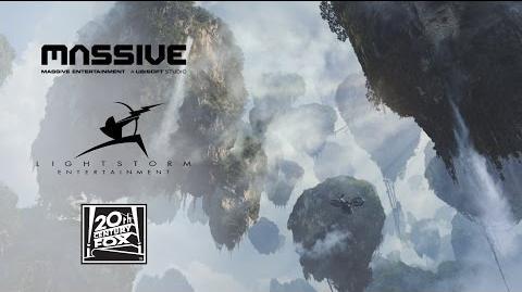 Avatar Colaboración entre Ubisoft, Lighstorm y Fox Interactive