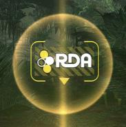 Клеточный образец. RDA