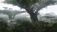 Avatar Pandora trees
