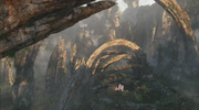 Arches de pierre