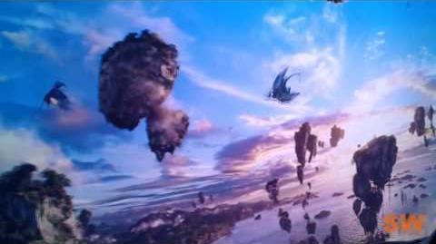 Flight of Passage Full Ride POV at Pandora World of Avatar