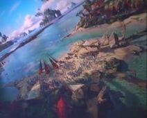 Metkayina Clan in Flight of Passage