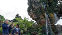 Тематический парк Джеймс Кэмерон Водопады