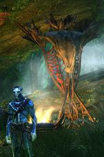 Веер-тотем в Древе Клана