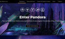 Enter Pandora сайт 0