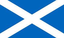 スコットランド国旗