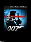 Main menu (James Bond Trivia)