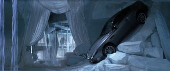 Die Another Day - Driving up the walls
