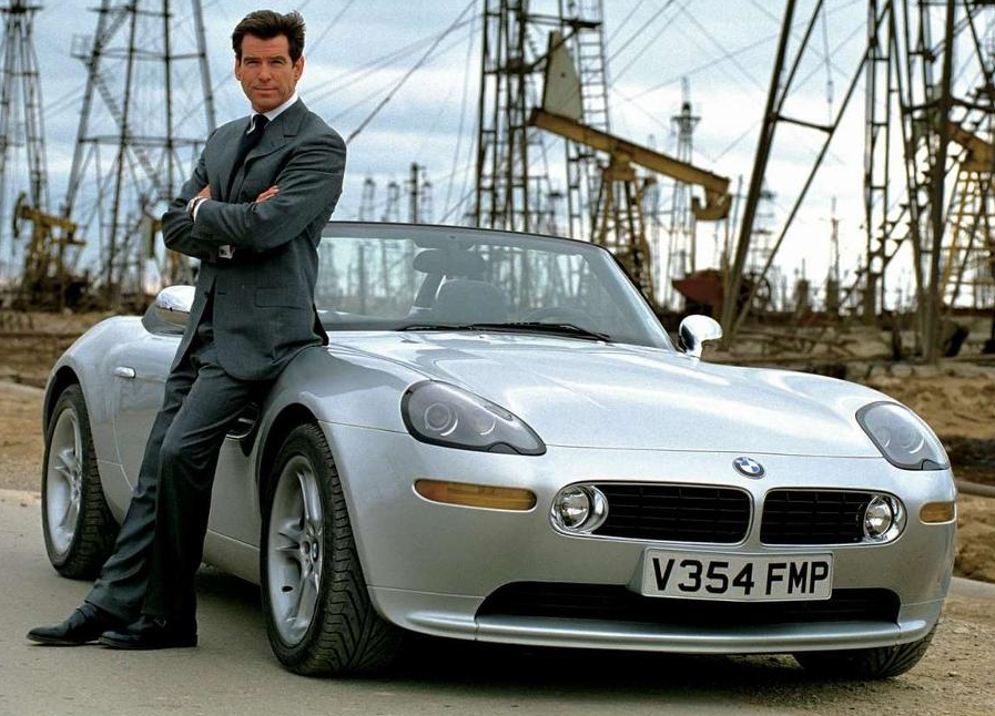 Bmw Z8 James Bond Wiki Fandom Powered By Wikia