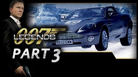 007 Legends Walkthrough - Mission 1 - Goldfinger (Part 3) Xbox 360 PS3 Wii U PC