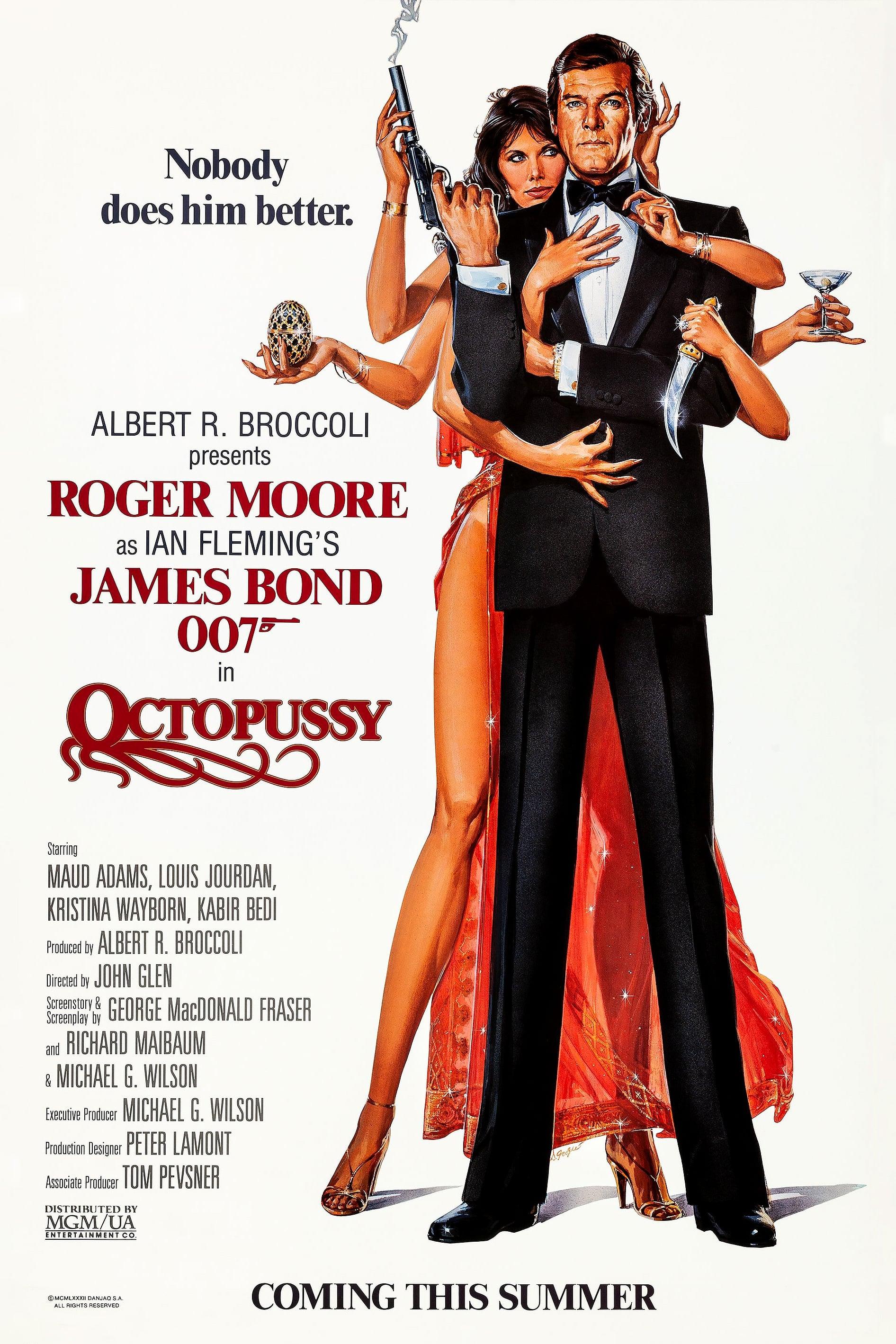 Octopussy (film) | James Bond Wiki | Fandom
