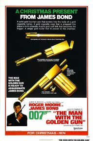 Official Golden Gun Promotional Poster