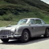 Vehicle - Aston Martin DB5