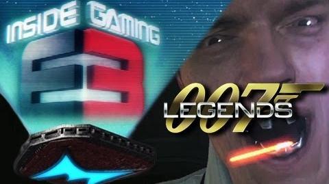 E3 2012 - 007 Legends Interview w Screenwriter Rob Matthew