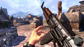 AKM reloading (007 Legends) 1