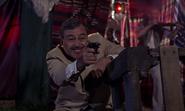 Kerim durant la fusillade