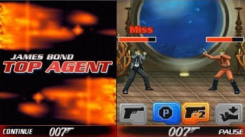 James Bond- Top Agent Mobile Java Game (Full Gameplay)