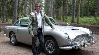 TOP GEAR + SKYFALL Richard Hammond w James Bond - Sneak Peek